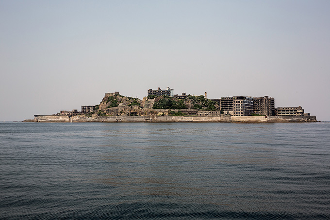 Hashima Island Map Andrew Meredith Photography