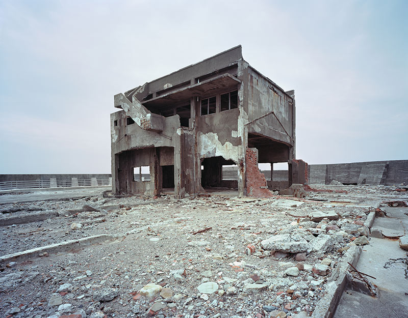 Hashima Island Project Andrew Meredith Photography